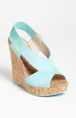 Pelle Moda 'Dana' Wedge Sandal