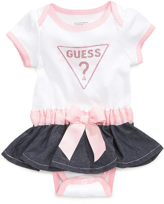GUESS Romper, Baby Girls Triangle Bodysuit