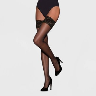Hanes Premium Hane olution Women' heer Thigh High -