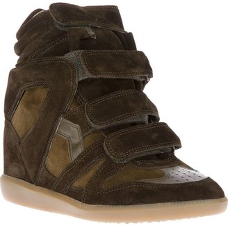 Isabel Marant 'Bekett' over basket sneakers