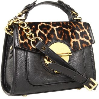 MICHAEL Michael Kors Margo Medium Satchel (Cheetah Haircalf) - Bags and Luggage