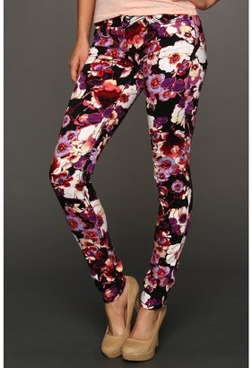 Gabriella Rocha Larna Floral Denim (Multi) - Apparel