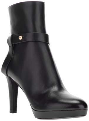 Sergio Rossi zip-up boot