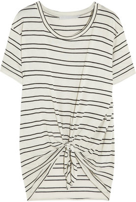 Kain Label Alina striped modal T-shirt