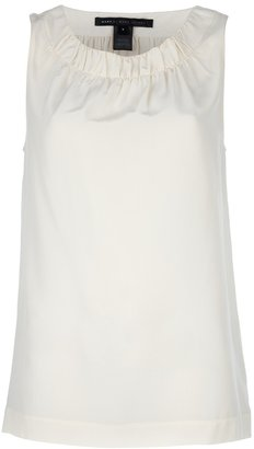Marc by Marc Jacobs ruched neck top
