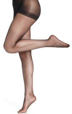 Hue Women's So Silky Sheer Gloss Control Top Tights