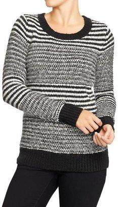 Old Navy Women's Printed Wool-Blend Sweaters