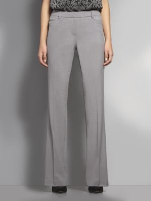 New York & Co. The 7th Avenue City Double Stretch Bootcut Pant - Park Avenue Grey