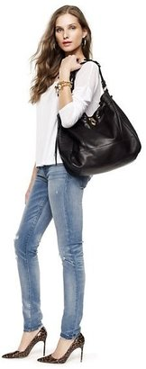 Juicy Couture Robertson Leather Hobo