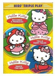 Hello Kitty MGM Triple Pack