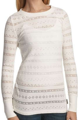 Woolrich River Birch Thermal T-Shirt (For Women)