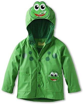 Western Chief Frog Raincoat (Toddler/Little Kids)