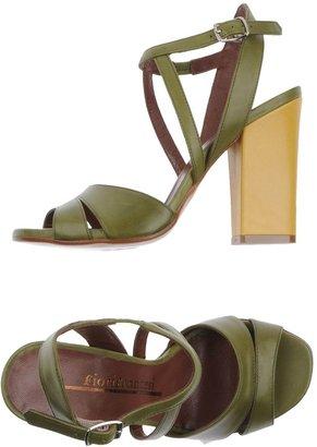 FIORIFRANCESI High-heeled sandals