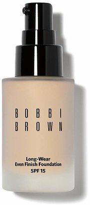Bobbi Brown Long-Wear Even Finish Foundation SPF 15
