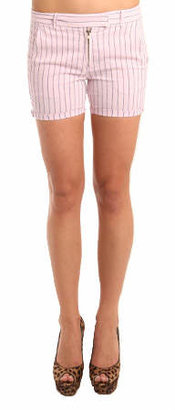 A.L.C. Camden Shorts in Pink/Navy