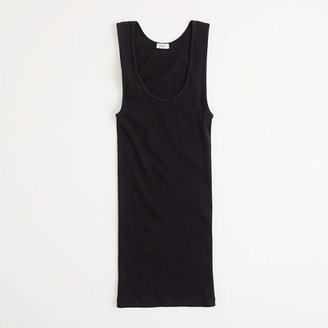 J.Crew Factory Factory ribbed cotton tank