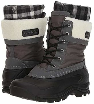Kamik Sugarloaf (Black) Women's Cold Weather Boots