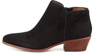 Sam Edelman Petty Suede Ankle Bootie