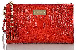 Brahmin Melbourne Collection Millie Wristlet Clutch