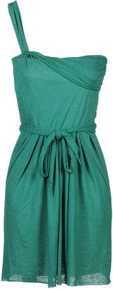 GOLD CASE SOGNO Short dresses