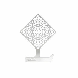 Basta Paper Holder Pattern White