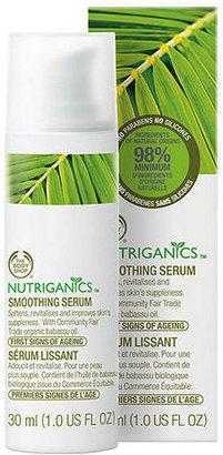 The Body Shop Nutriganics Smoothing Serum 1.01 fl oz (30 ml)