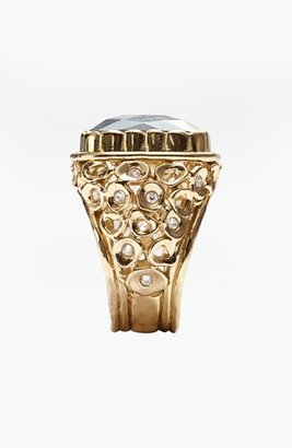 Melinda Maria 'Wally' Stone Ring