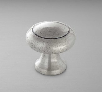 Pottery Barn Pitted Round Knob
