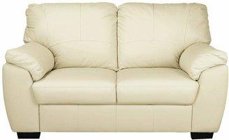 Argos Home Milano 2 Seater Leather Sofa