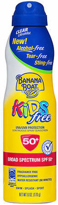 Banana Boat Kids Continuous Spray Sunscreen, SPF 50 $10.99 thestylecure.com