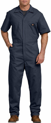 Dickies Poplin Workwear Coveralls - Big & Tall