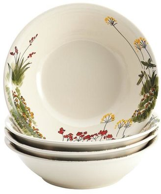 Paula Deen 4-pc. Southern Rooster Soup and Pasta Bowl Set