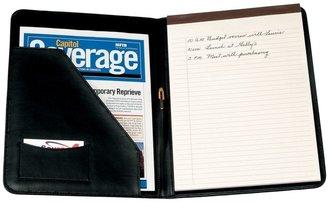 Royce Leather Deluxe Writing Padfolio