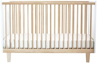 Oeuf Rhea Crib - Birch-54 x 30.5 x 37