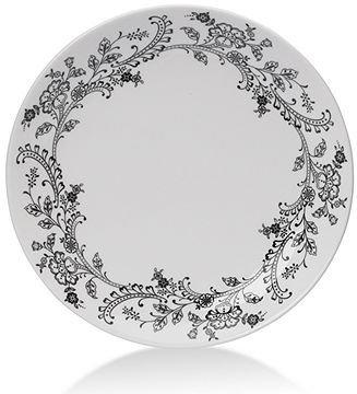 Oleg Cassini Dinnerware, Ava Dinner Plate
