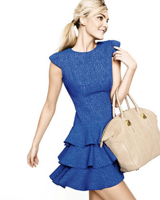 Rachel Zoe Ginta Drop-Waist Dress