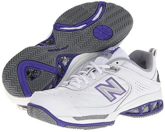 New Balance WC806 (White) Women's Tennis Shoes