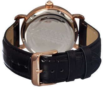 Breed Men's Benny Leather Watch