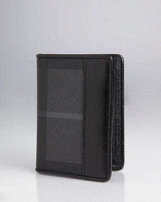 Burberry Dalton Bi Fold ID Holder Card Case