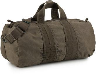 Polo Ralph Lauren Canvas Barrel Duffel Bag