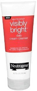 Neutrogena Visibly Bright Daily Cream Cleanser
