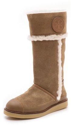 Tory Burch Nadine Mid Shaft Boots