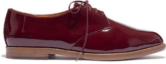 Madewell The Bobbie Oxford in Patent