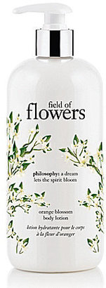 philosophy field of flowers orange blossom body lotion