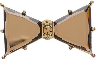 Betsey Johnson Iconic Summer Bow Stretch Ring