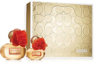 Macy's Coach Poppy Blossom Gift Set