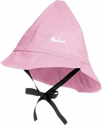 Playshoes Unisex Baby Kids Cotton Lining Waterproof Rain Hat,Medium (49cm)