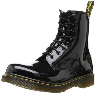 Dr. Marten's Women's 1460 8-Eye Patent Leather Boots $58.57 thestylecure.com