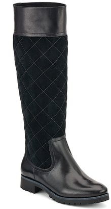 Sperry Quilted Riding Boots - Essex