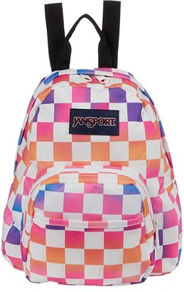 JanSport Half Pint (Check It) Backpack Bags